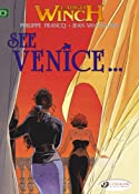 See Venice by Philippe Francq and Jean van Hamme