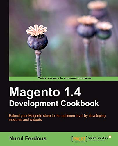 Magento 1.4 Development Cookbook