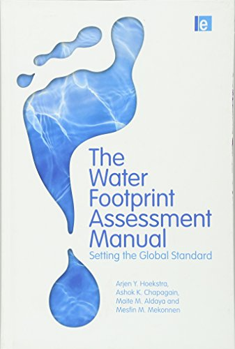 PDF The Water Footprint Assessment Manual Setting the Global Standard