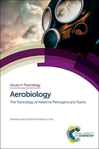 AEROBIOLOGY: THE TOXICOLOGY OF AIRBORNE PATHOGENS AND TOXINS (HB)