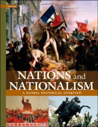 nation and nationalism a study of Nations and nationalism is a peer-reviewed academic journal that covers research on nationalism and related issues it is published quarterly on behalf of the.