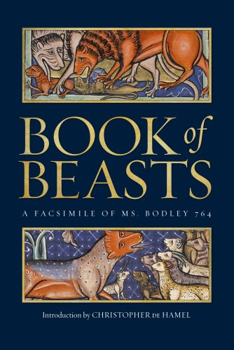 Book of Beasts cover art
