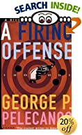 A Firing Offense (Five Star Title) by George P. Pelecanos