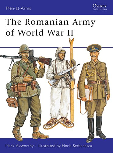 The Romanian Army of World War 2