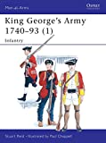 King George's Army 1740-93 Infantry