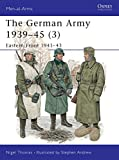 German Army 1939-45 (3) Eastern Front 1941-43