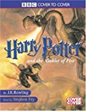 Harry Potter and the Goblet of Fire (Cover to Cover)(Unabridged 18 Audio CD Set)