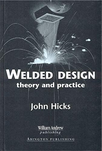 PDF Welded Design Theory and Practice