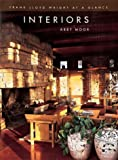 Frank Lloyd Wright at a Glance: Interiors (Wright at a Glance) book cover