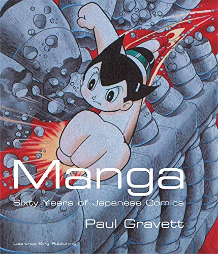 Manga: Sixty Years of Japanese Comics cover