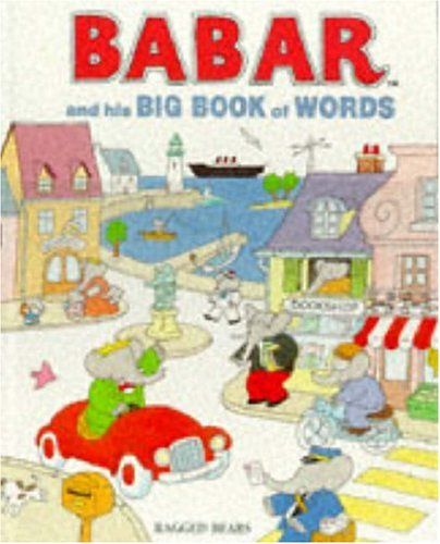Babar and His Big Book of Words Pb