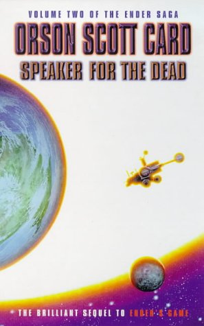 SPEAKER FOR THE DEAD Volume Two of the Ender Saga