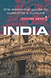 India - Culture Smart!: a quick guide to customs and etiquette book cover