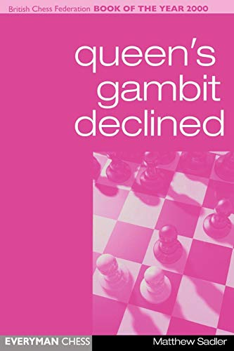 Queen's Gambit Declined -- Matthew Sadler -- Everyman Chess   2000-06