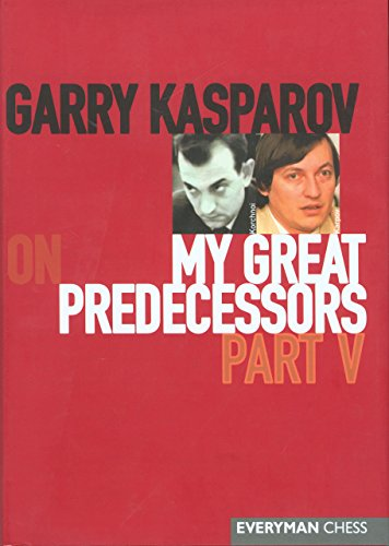Garry Kasparov on My Great Predecessors, Part 5