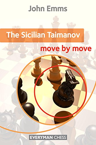 The Sicilian Taimanov: Move by Move -- John Emms -- Everyman Chess