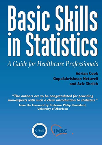 Pdf Basic Skills In Statistics A Guide For Healthcare