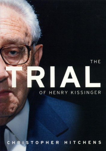 The Trial of Henry Kissinger, Hitchens, Christopher