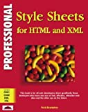 Professional Stylesheets for Html and Xml