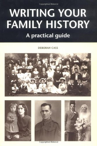writing your family history family history starter guide