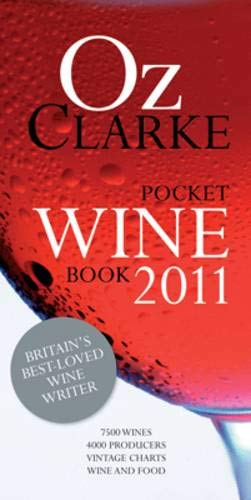 Oz Clarke Pocket Wine Book, 2011