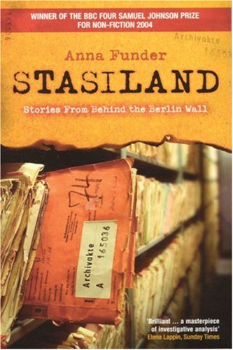 Stasiland, by Funder, Anna