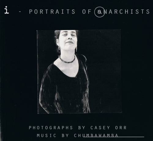 Portraits of Anarchists, Casey Orr