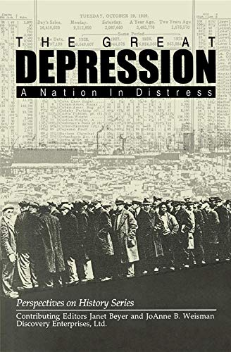 Essay On Great Depression