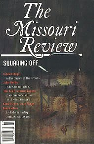 The Missouri Review: Squaring Off (Volume 23, Number 2 ) , Morgan, Speer (editor)