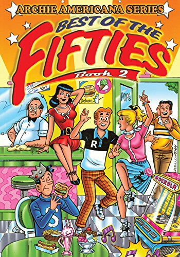Best of the Fifties Book Two cover