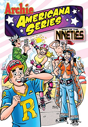 Archie Americana: Best of the Nineties cover