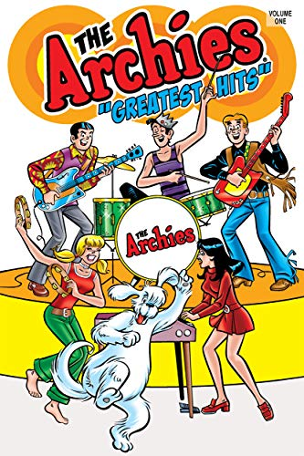 The Archies Greatest Hits cover