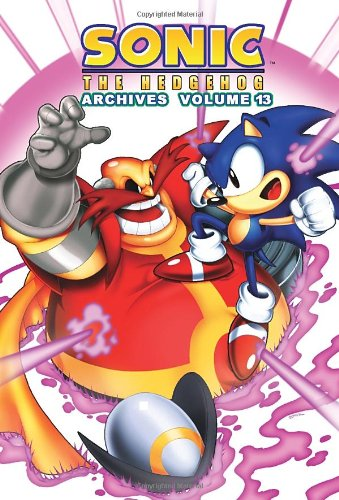 Sonic Archives 13 cover