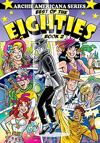 Archie Americana: Best of the Eighties Book 2 cover