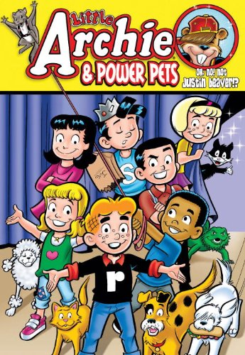 Little Archie and the Power Pets cover