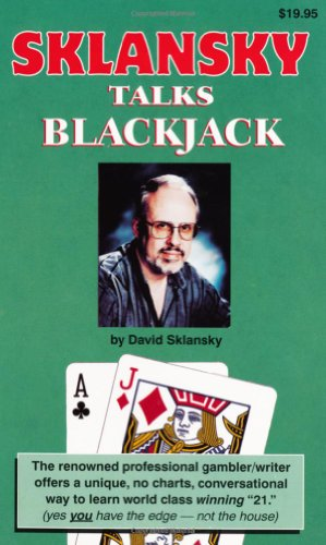 Sklansky Talks Blackjack, Sklansky, David