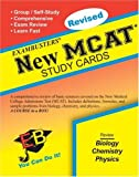Ace's Exambusters MCAT Study Cards (Exambusters)