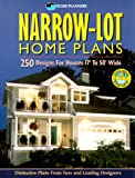 Narrow-Lot Home Plans