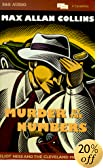 Murder by the Numbers/Cassettes [ABRIDGED] by  Max Allan Collins, Paul Regina (Reader) (Audio Cassette - August 1994) 