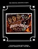 Magicimage Filmbooks Presents House of Dracula (Universal Filmscripts (Classic Horror Films, Vol 16)