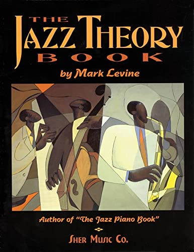 The Jazz Theory Book, Levine, Mark