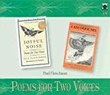 Joyful noise  [sound recording] ;  I am phoenix : poems for two voices