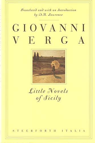 Giovanni Verga (translatedDH Lawrence)