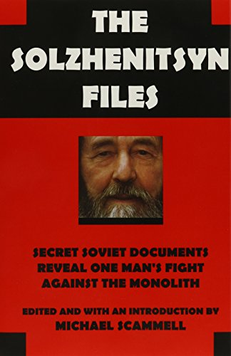 The Solzhenitsyn Files