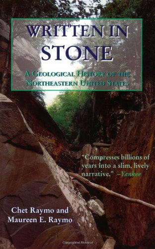Written In Stone:  A Geological History of the Northeastern United States