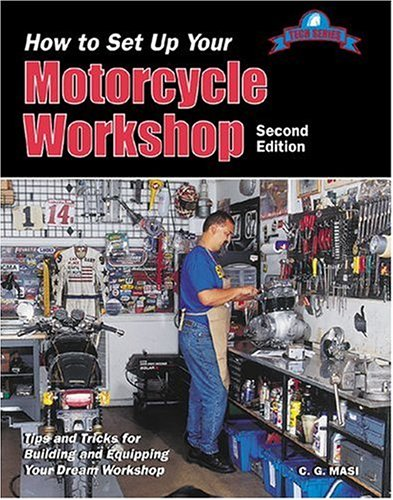Book How To Set Up Your Motorcycle Workshop
