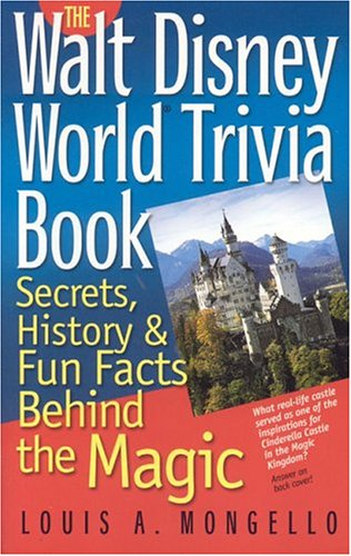 Walt Disney World Trivia Book Volume I