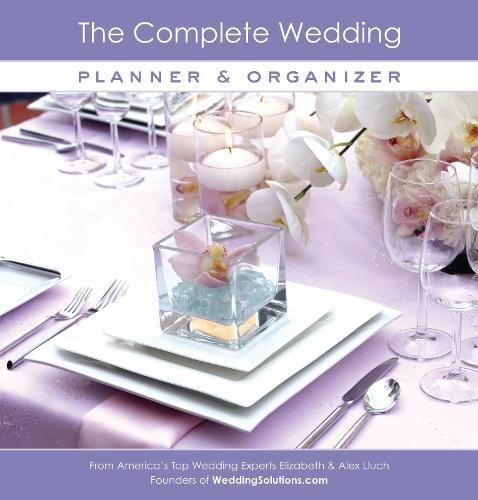 Complete Wedding Planner and Organizer