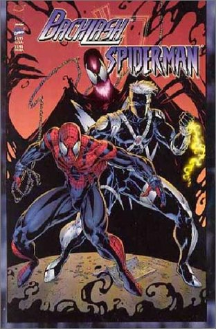 Backlash / Spider-Man Cover
