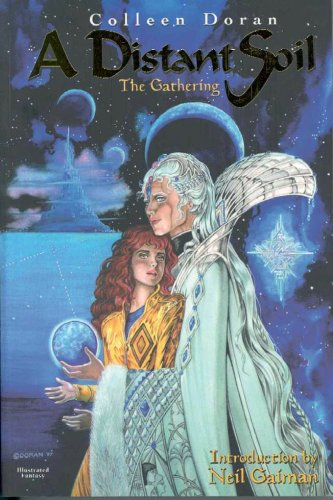 A Distant Soil: The Gathering cover